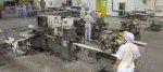 hala produkcyjna, maszyny